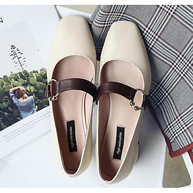 Talons Noir à Printemps 06776839 Chaussures Confort Bottier Talon Beige Nappa Chaussures Cuir Femme q1xHf0w