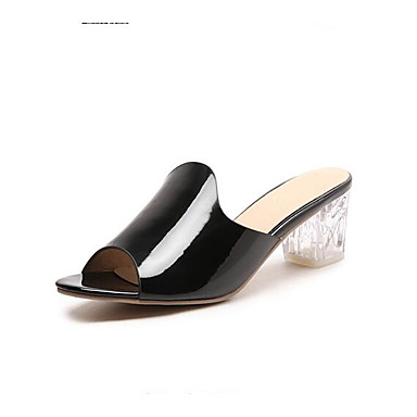 Sandales 06797280 Bottier Blanc Chaussures Confort Talon Basique Rouge Polyuréthane Noir Eté Escarpin Femme SY4npTqx7