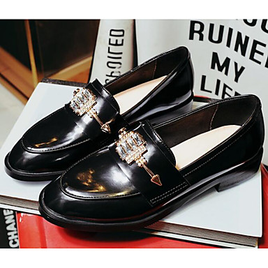 et 06783410 Talon Noir Cuir Nappa Mocassins Femme Printemps Bottier D6148 Chaussures Confort Chaussons RYqnw7