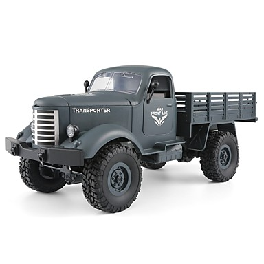 RC Car JJRC Q61 2.4G Truck / Rock Climbing Car 1:16