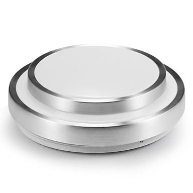 Takplafond Omgivelseslys galvanisert Aluminum LED 90-240V / 110-120V / 220-240V Varm Hvit / Kald Hvit / Dimbar med fjernkontroll LED lyskilde inkludert / Integrert LED