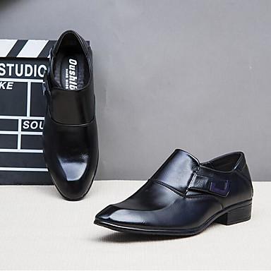 Homme Matière synthétique Printemps & Automne Chaussures Chaussures Chaussures formelles Oxfords Noir / Marron / Soirée & EvéneHommes t | Léger  41345d