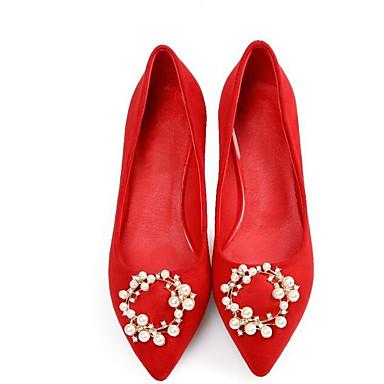 Talon Daim Noir Confort Automne 06863767 Femme Rouge à Talons Chaussures Chaussures Bas 5xzqEw0