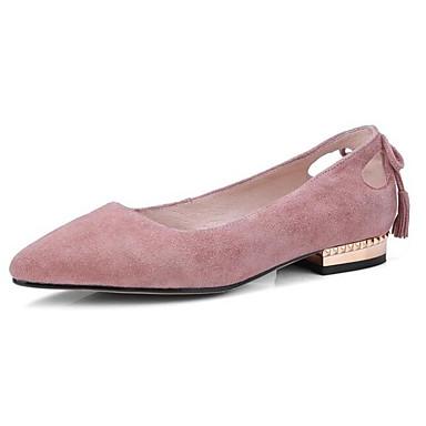 Noir Talon à 06841729 Vert Daim Bas Talons Confort Printemps Chaussures Femme Rose Chaussures xp0XzSUwn