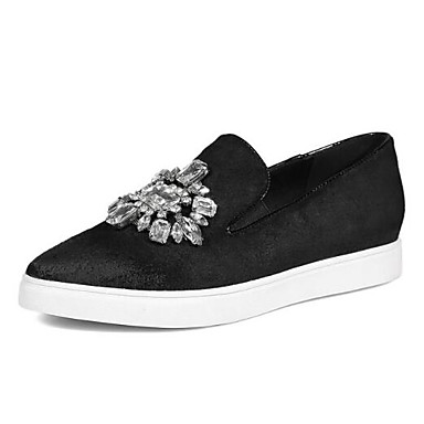 fermé Cuir Amande Femme Noir Chaussures Mocassins Bout Talon Printemps 06841660 Eté Nappa Confort Plat D6148 Chaussons et RBOZwq5BT
