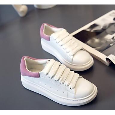 Confort 06858238 Talon Femme Chaussures Nappa Bout Cuir Basket Eté Rose Printemps fermé Plat Noir nqXFq0OS