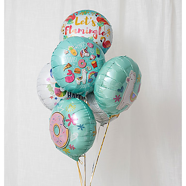 voordelige Feestbenodigdheden-Ballon Latex 6pcs Feestdagen / Klassiek Thema / Sprookjes Thema