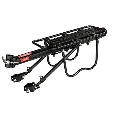 billige Sykkeltilbehør-Bike Cargo Rack Justerbare / Uttrekkbar Enkel å installere Fort Frigjøring Aluminiumslegering Vei Sykkel Fjellsykkel - Svart 1 pcs