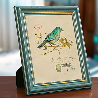 cheap Picture Frames-Modern / Contemporary Wood Painting Picture Frames, 1pc