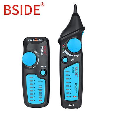 voordelige Test-, meet- & inspectieapparatuur-bside fwt81 kabel tracker rj45 rj11 telefoon draad netwerk lan tv elektrische lijn finder tester