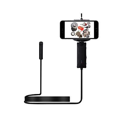 voordelige Microscopen & Endoscopen-dodosee hd waterdichte industriële handheld wifi endoscoop 500w pixel android apple
