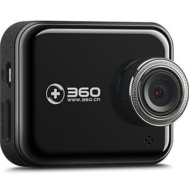 tanie Samochód Elektronika-360 360J501C 1080P Rejestrator samochodowy 140 stopni Szeroki kąt 2 in Monitor LCD TFT Dash Cam z Wi-Fi / Night Vision / Tryb parkingowy Rejestrator samochodowy