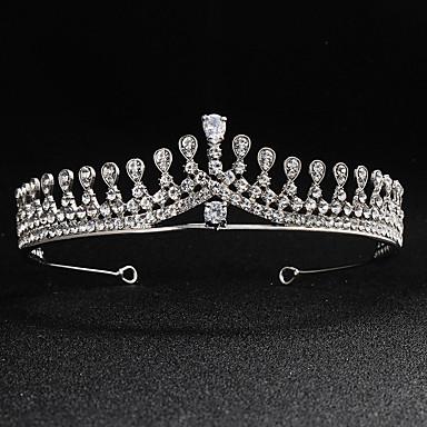 Legura tijare s Kristalni detalji 1 komad Vjenčanje / Special Occasion Glava