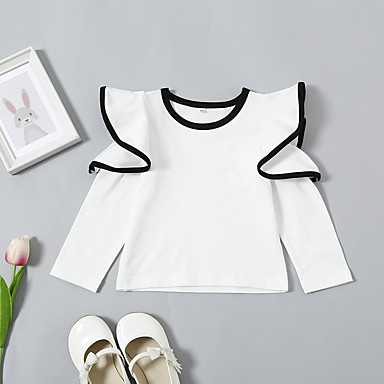 6a52e600cce Χαμηλού Κόστους Βρεφικά φούτερ και φούτερ με κουκούλα-Μωρό Κοριτσίστικα  Βασικό / Κομψό στυλ street