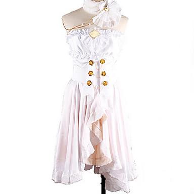 Inspirirana Ljubav uživo Cosplay Anime Cosplay nošnje Japanski Cosplay Suits Jednobojni / Jednostavan Haljina / Luk Za Muškarci / Žene