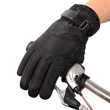 Cijeli prst Muškarci Moto rukavice Polyster Ugrijati / Otporno na nošenje / Ne skliznuti