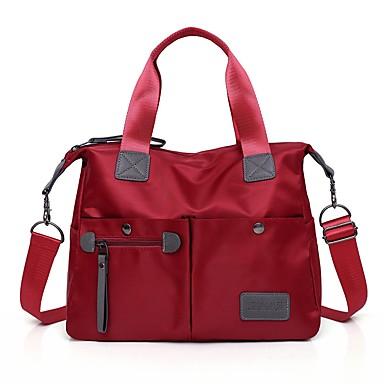 povoljno Vodootporne vrećice-Vodootporno Patent-zatvarač Torba za pelene Jedna barva Jedna barva Najlon sintetički Vježbanje Red / Dark Blue / Crvena / Jesen zima