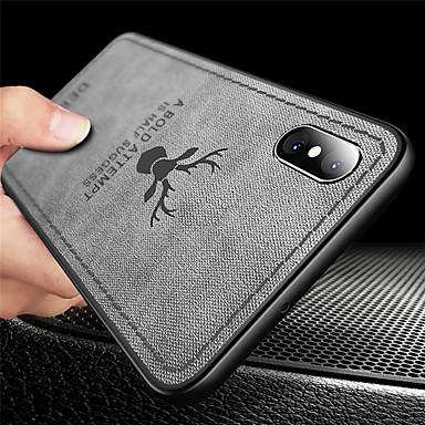 Θήκη Za Apple iPhone XS / iPhone XR / iPhone XS Max Ultra tanko / Reljefni uzorak Stražnja maska Životinja Mekano TPU