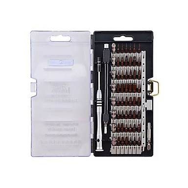 baratos Chaves de Fenda & Soquete-JERXUN Rapidez Portátil Multi funções Caixas de ferramentas Reparação em casa Reparação de telefone Reparo Universal de Desmontagem