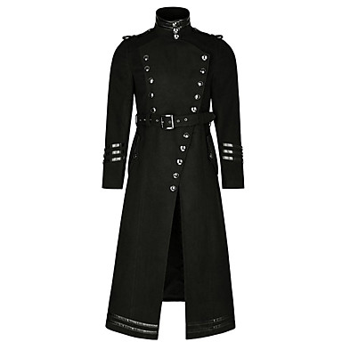 Cosplay Plague Doctor Vintage Punk Gothic Steampunk Costume Men