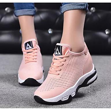 a8c4563cd06 Γυναικεία Δίχτυ Καλοκαίρι Αθλητικά Παπούτσια Τρέξιμο Κρυφό τακούνι ...