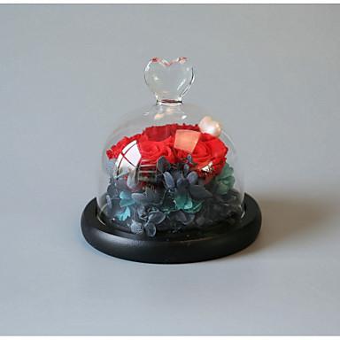 abordables Cadeaux de Mariage-Non personnalisé Verre Boîtes Cadeaux Elle / Mariée / Fille d'honneur Mariage / Anniversaire -