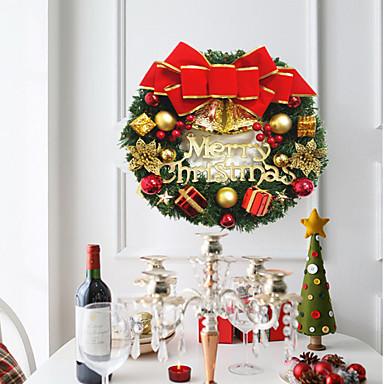 ホリデーデコレーション クリスマスデコレーション クリスマスオーナメント 装飾用 カラーバー 1個