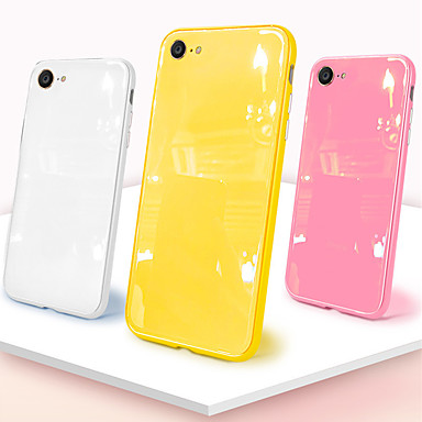 Case สำหรับ Apple iPhone XR / iPhone XS Max โปร่งแสง / Magnetic / Wireless Charging Receiver Case ตัวกระเป๋าเต็ม สีพื้น Hard ซิลิโคน / พีซี สำหรับ iPhone XS / iPhone XR / iPhone XS Max