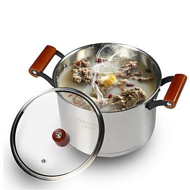 Cookware 304 Ruostumaton teräs Multi-function For Keittoastiat