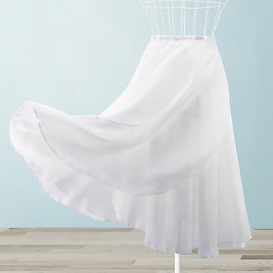 Ballett Unten Damen Training / Leistung Polyester Elastisch / Gestuft Röcke