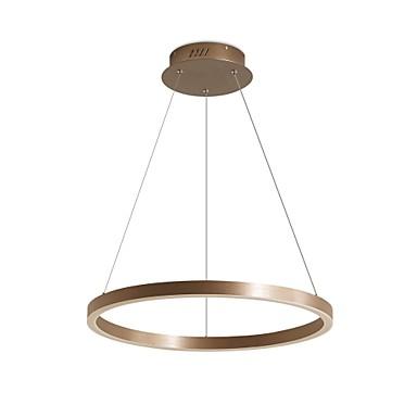 CONTRACTED LED® Cirkularno / Noviteti Lusteri Downlight Brushed Aluminij Prilagodljiv, New Design 110-120V / 220-240V Meleg fehér / Hladno bijela