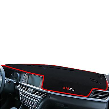 billiga Golvmattor till bilen-Bil Dashboard Mat Golvmattor till bilen Till Kia 2016 / 2017 KX5