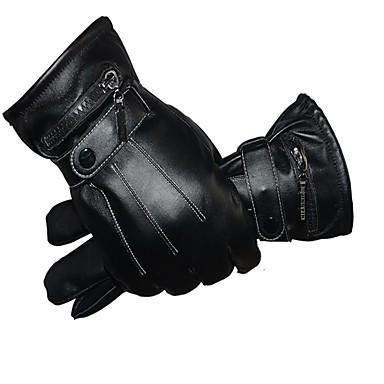 Cijeli prst Muškarci / Žene Moto rukavice Koža Touch Screen / Ugrijati / Otporno na nošenje