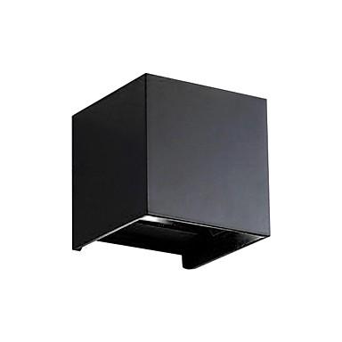 brelong vodio zidni ukras zidna svjetiljka 6w crna