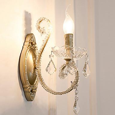 Slatko / Kreativan Suvremena suvremena Stambeni prostor / Spavaća soba Metal zidna svjetiljka 110-120V / 220-240V 40 W