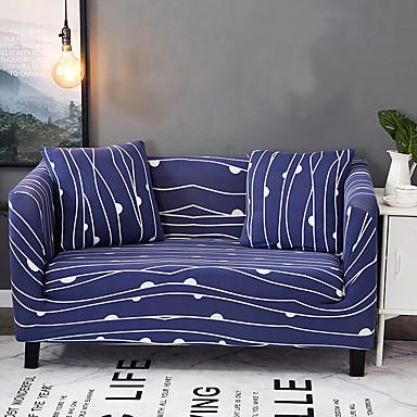 Pokrowiec na sofę Kwiaty Drukowane Poliester Slipcovers
