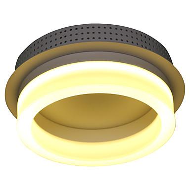 Takplafond Omgivelseslys Andre Metall Glass LED 110-120V / 220-240V Varm Hvit / Hvit LED lyskilde inkludert / Integrert LED