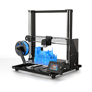 cheap 3D Printers & Supplies-Anet A8 Plus Aluminum Frame 3D Printer