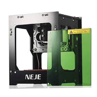 preiswerte Angebote der Woche-NEJE雷捷 DK-8-KZ 1000mW Upgrade Lasergravierer 100pcs logo 0.4 mm Neues Design / Komplette Maschine
