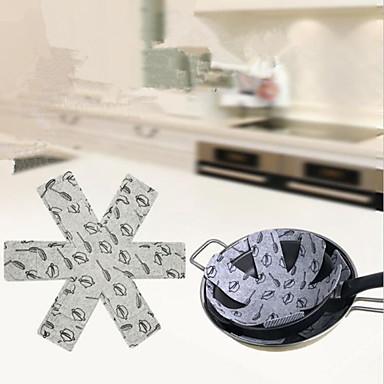 Keittiö Siivoustarvikkeet Kuitukangas Puhdistusaine Uusi malli / Creative Kitchen Gadget 3kpl