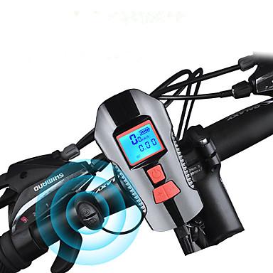 LED Svjetla za bicikle Prednje svjetlo za bicikl Svjetlo bicikla Bicikl Biciklizam Vodootporno Super Bright Upozorenje Quick Release USB 1000 lm Može se puniti USB Bijela Kampiranje / planinarenje