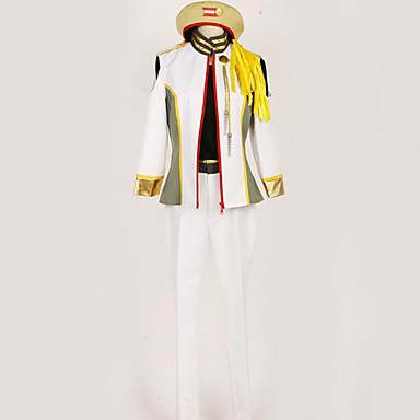 Inspirirana Cosplay Cosplay Anime Cosplay nošnje Japanski Cosplay Suits Suvremeno Kaput / Top / Hlače Za Muškarci / Žene