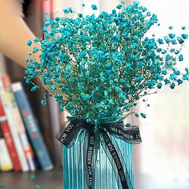Fleurs artificielles 1 Une succursale Classique Style Simple Fleurs éternelles Fleur de Table