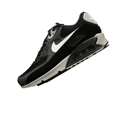 36ec9f4187a9 NIKE Men s Comfort Shoes Mesh Spring   Fall Athletic Shoes Walking Shoes  Wear Proof Gray