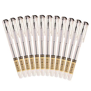 economico Forniture per ufficio e scuola-12 pcs M&G AGP61601 0.5 mm Penna inchiostro gel Permanente Tungsteno Carburo