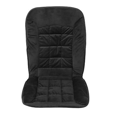 voordelige Auto-interieur accessoires-pluche auto voorste zitkussen comfortabele winter warmer hoes stoel bescherming universeel