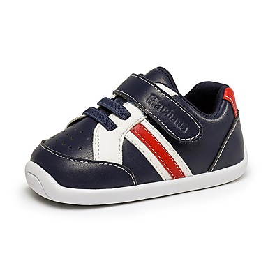 8a4ced3675d Αγορίστικα Παπούτσια Φο Δέρμα Άνοιξη & Χειμώνας Ανατομικό Αθλητικά Παπούτσια  Τρέξιμο για Νήπιο Λευκό / Μαύρο / Ροζ