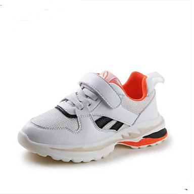 98ec3c9ddd0 Αγορίστικα Παπούτσια Δίχτυ Άνοιξη & Χειμώνας Ανατομικό Αθλητικά Παπούτσια  για Εφηβικό Λευκό / Μαύρο