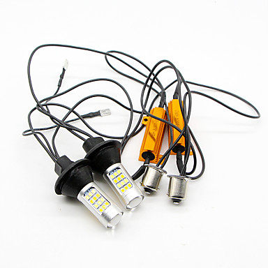 So K 2pcs T2074407443 Ba15s1156 Bau15s Car Light Bulbs 50 W