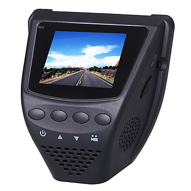 billige Bil-DVR-Vasens 902 1080p Mini Bil DVR 140 grader Bred vinkel 2 tommers LCD Dash Cam med G-Sensor / Parkeringsmodus / Bevegelsessensor Bilopptaker